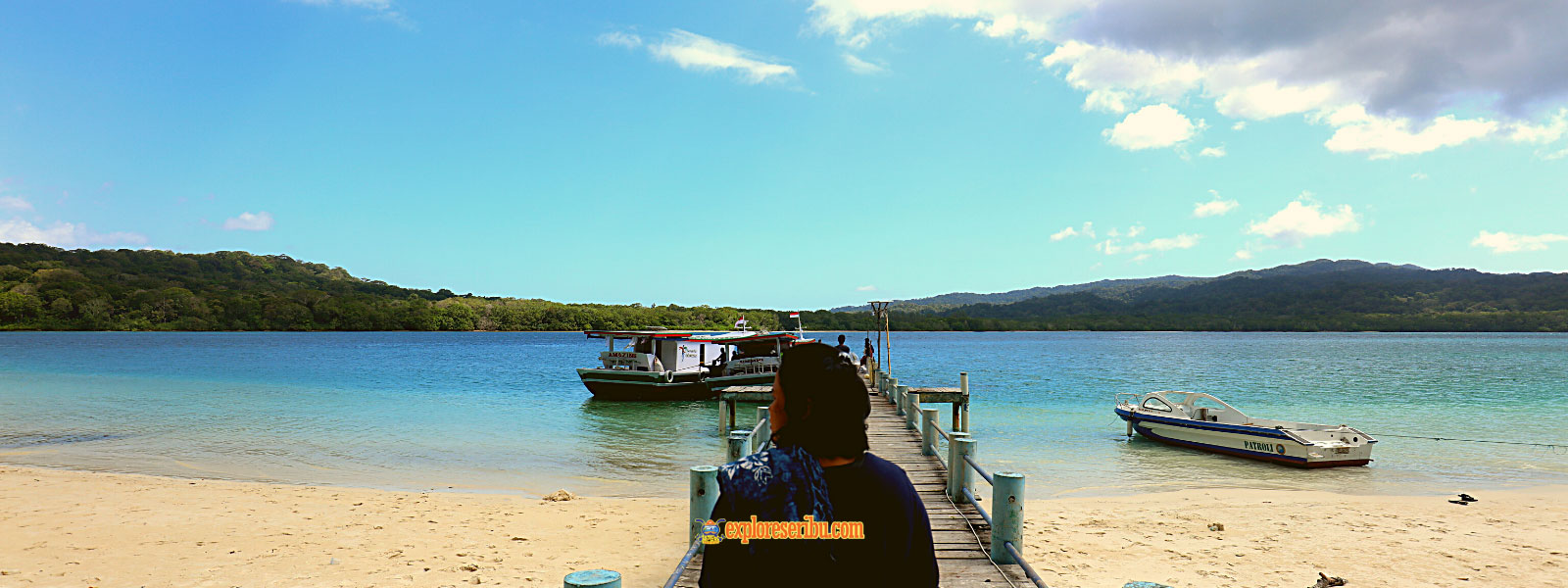 open trip pulau peucang ujung kulon