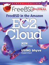 FreeBSD Journal July/August Issue now available