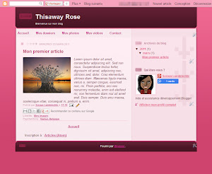 Thisaway Rose Theme