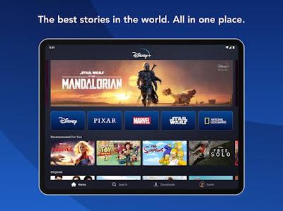 Download APK Disney Plus MOD Premium dan Full Crack