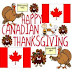 thanksgiving date in canada 2018