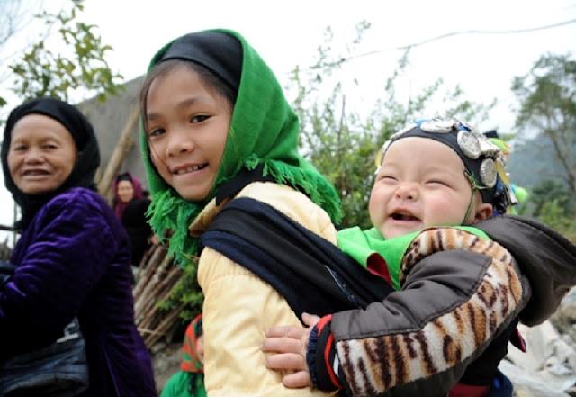 Traditional Khu Cu Te festival of La Chi ethnic group, Ha Giang 4