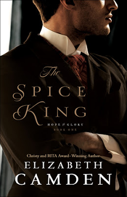 THE SPICE KING by Elizabeth Camden