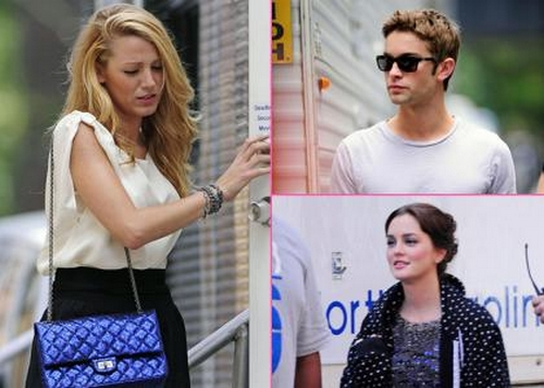 Gossip News: Blake Lively, Chace Crawford & Leighton Meester: Gossip ...