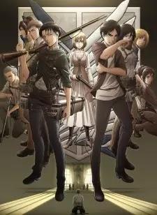 تقرير انمي Shingeki no Kyojin Season 3