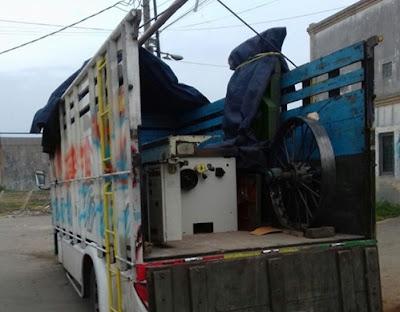 Sewa Truk Tangerang Semarang
