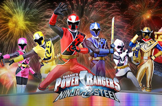 Power Rangers Ninja Steel – Episódio 16