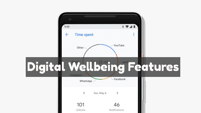 Digital Wellbeing Features