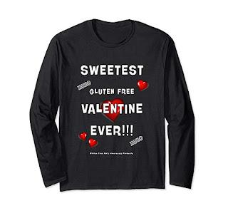 Valentine's Day longsleeved Tshirt
