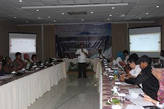 Workshop Standar Penyediaan Informasi Pariwisata