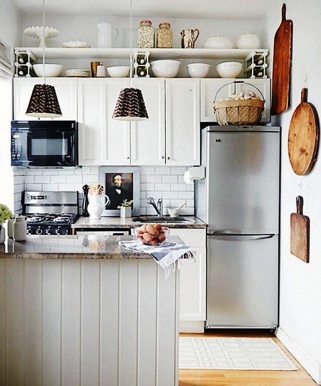 20 model desain dapur rumah minimalis ukuran kecil  mungil