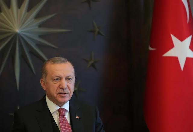 """Το σχέδιο του Ερντογάν για την """"ανακατάληψη"""" της  Αγίας Σοφίας"""