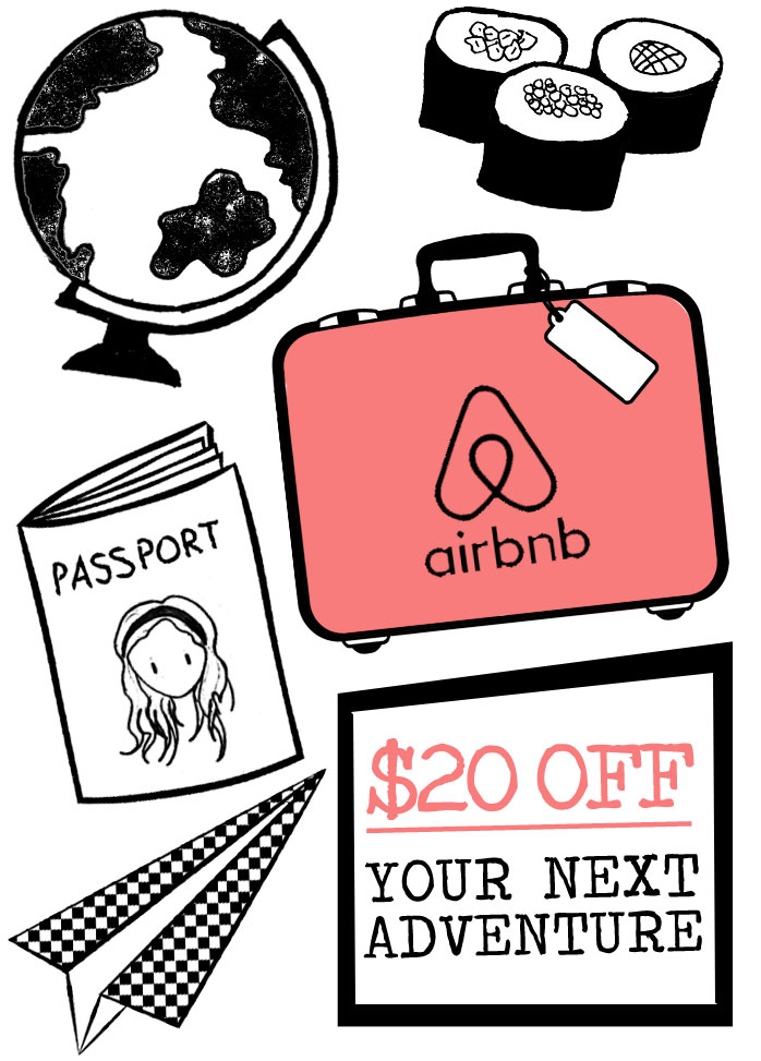 Get $20 Airbnb Discount