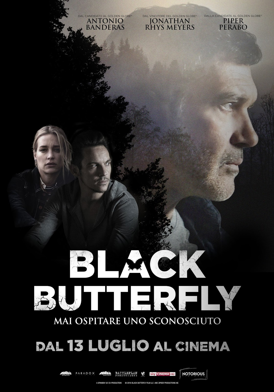 Emozioni al cinema le altre uscite del 13 7 black for La casa di campagna francese progetta una storia