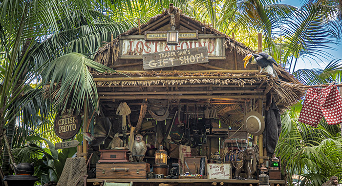 Jungle Cruise en Disneyland