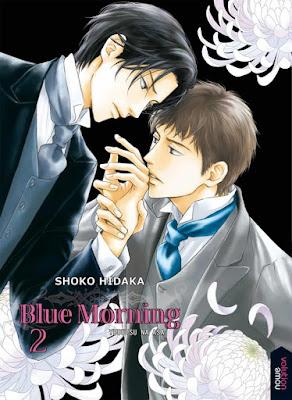 """Manga: Review de """"Blue Morning"""" Vol 2 y 3 de Shoko Hidaka - Now evolution"""