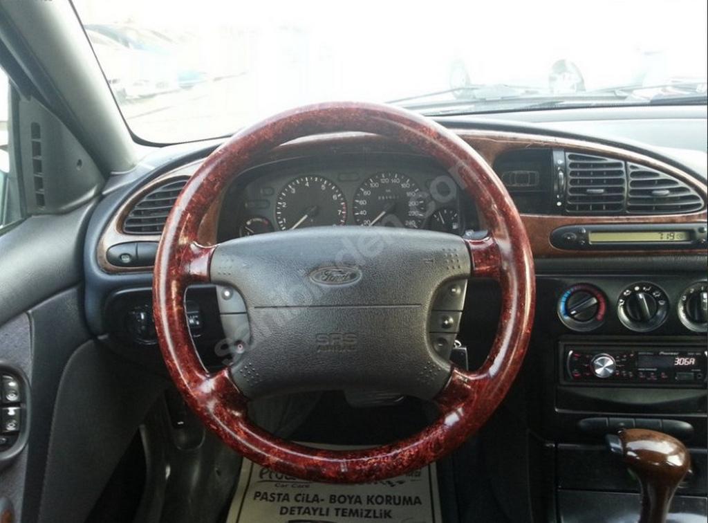 Ford Mondeo Mk2 Direksiyon Simidi Boyama Muhtesem Izmir
