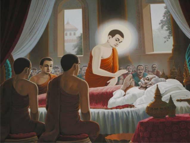 Đạo Phật Nguyên Thủy - Kinh Tương Ưng Bộ - Chánh niệm tỉnh giác