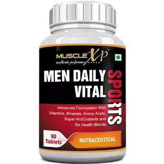 Muscle XP Multivitamin Men Daily Sports