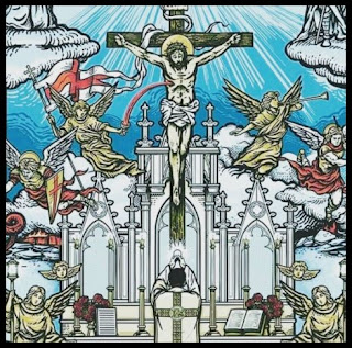Komuni adalah tindakan kita menerima Ekaristi Kudus