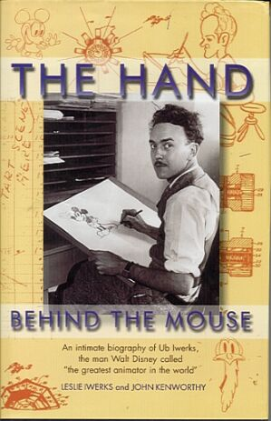Between Disney Between Books  The Hand Behind the Mouse