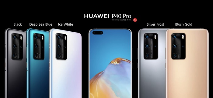 10 Things You Should Know Before Buying Huawei P40 Smartphones Colours