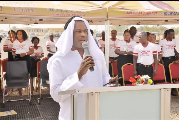I have spiritual formula to end Coronavirus – Bishop Sam Zuga