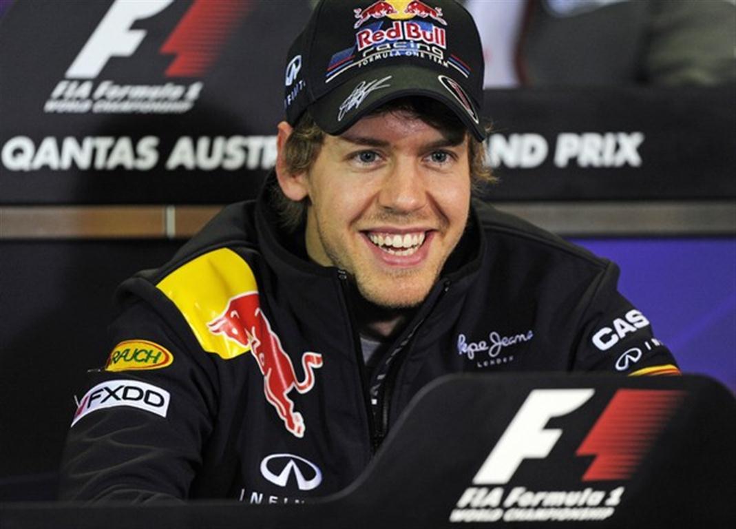 Informations Videos And Wallpapers Sebastian Vettel