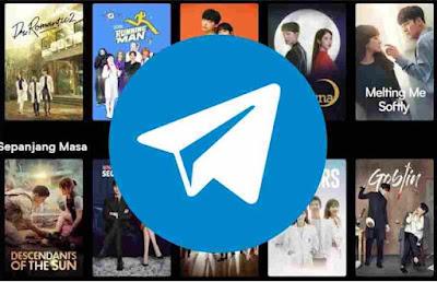 6+ Cara nonton film di Telegram tanpa di download, Mudah banget