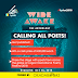 Lagos International Poetry Festival | Over ₦100,000 to be won