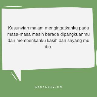 Gambar Quotes Rindu Dan Kangen Seorang Ibu