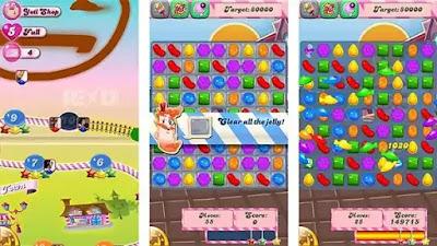 Candy Crush Saga 1.175.0.4 Play Kennedy Crash Saga Android + Mod