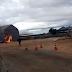 Bahia: moradores ateiam fogo em alojamento de contaminados por COVID-19