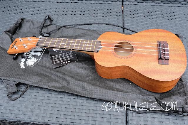 Kala LTP-S Soprano Ukulele