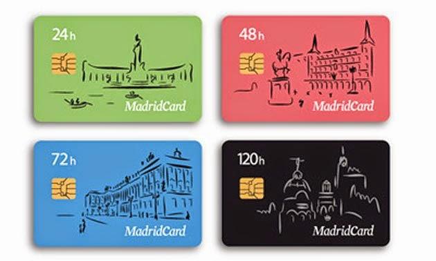 Madri Card