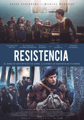 Resistance 2020 DVD R2 PAL Spanish