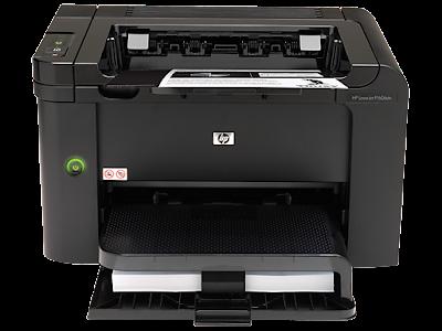 get driver HP LaserJet Pro P1606dn Printer