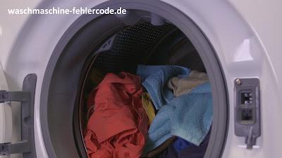 Samsung Waschmaschine Fehlercode DC - Gelöst