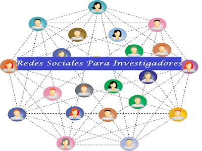 Redes Sociales Para Investigadores