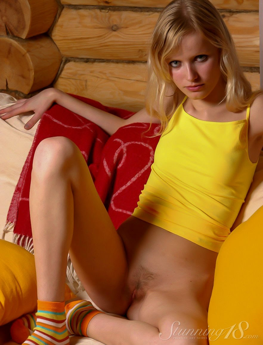 [Stunning18] Yana F - Yellow