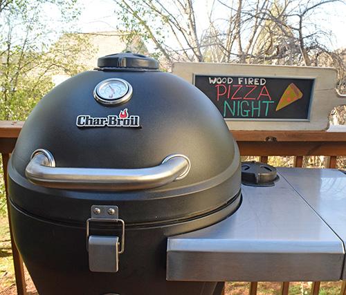 Char-Broil Kamander kamado grill review
