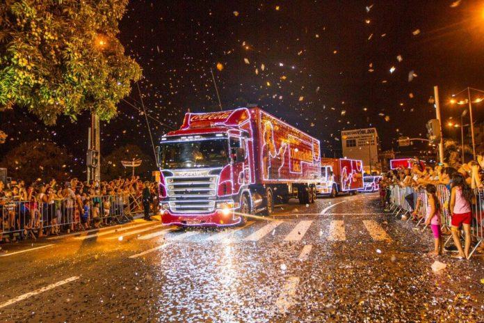 São João da Boa Vista vai receber a Caravana Iluminada da Coca-Cola