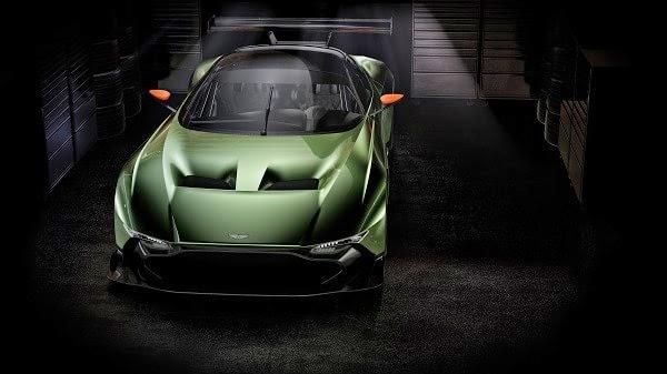 Aston Martin Vulcan Coto