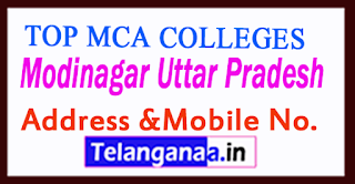 op MCA Colleges in Modinagar Uttar Pradesh