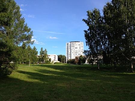 Keski Suomen Maakuntauran Jaljilla Jyvaskyla Tyyppala