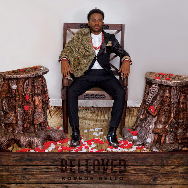 DOWNLOAD ALBUM: Korede Bello – Belloved