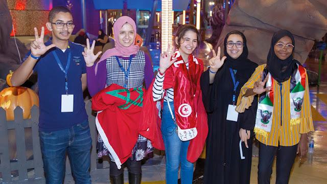 مسابقة التحدي العربي للقراءة