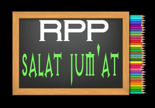 RPP PAI Kelas 7 Semester 2 Tahun 2020/2021, Materi Ketentuan Salat Jum'at