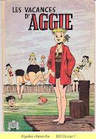 Les vacances d'Aggie, numéro 10