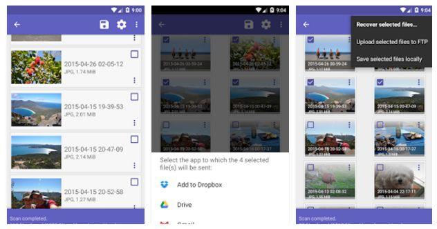5 Aplikasi Terbaik Untuk Mengembalikan Data Terhapus Di Android